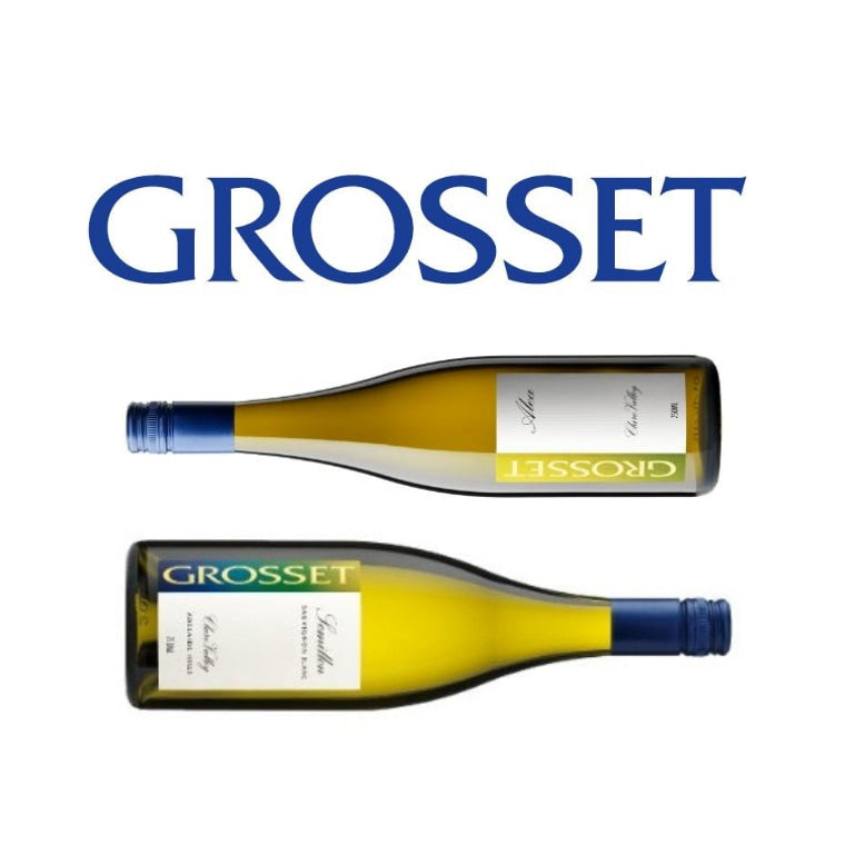 Grosset Christmas Wine Gift Pack (2 bottles)