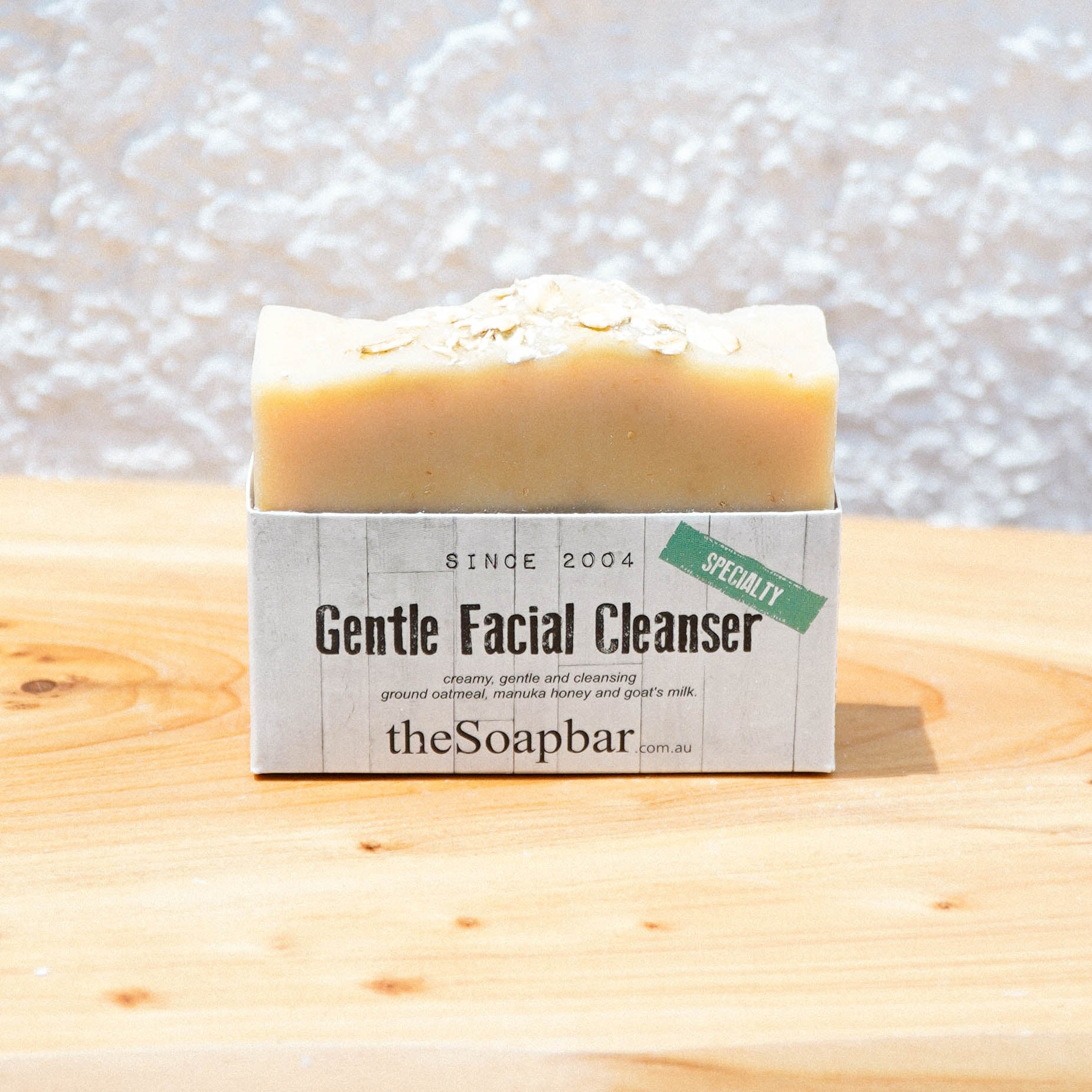 Gentle Facial Cleanser