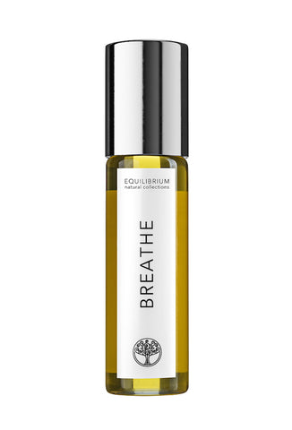 Essential Oil Perfume Therapy Oil: Breathe