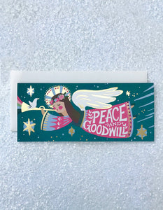 Peace Angel and Goodwill