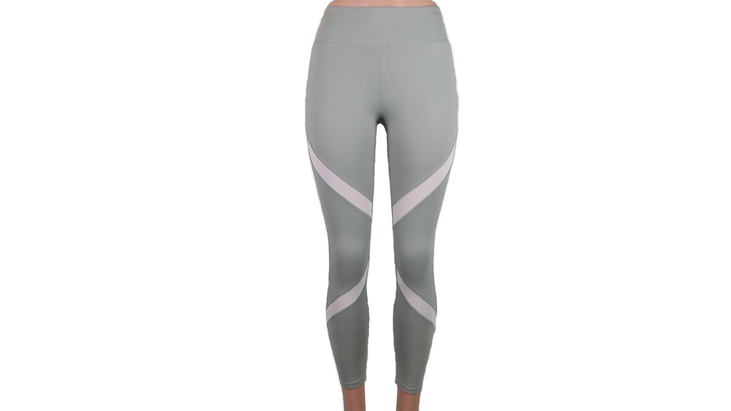 Gray High Waist Sport Yoga Pants