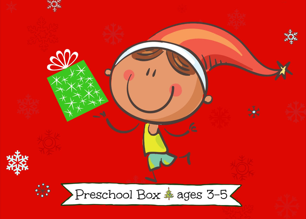 Limited Edition Preschool Christmas Box