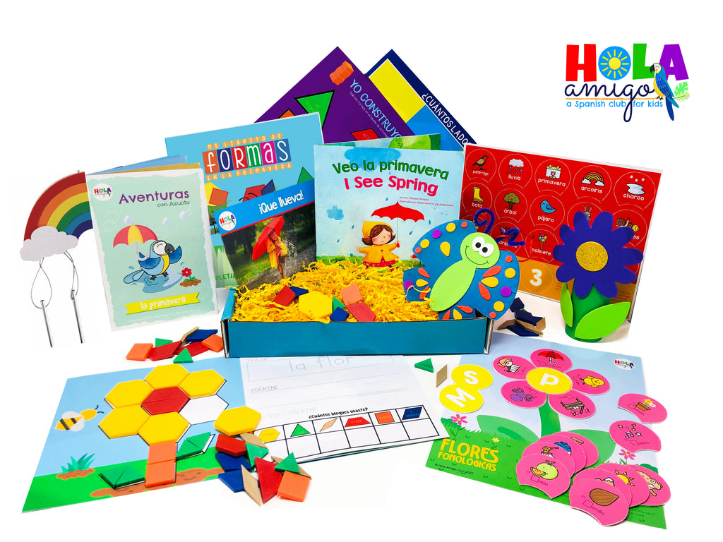 Early Learner Monthly Subscription