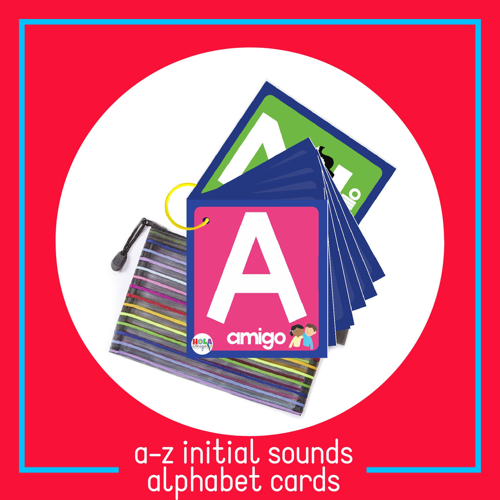 ABC Initial Sound Card Set