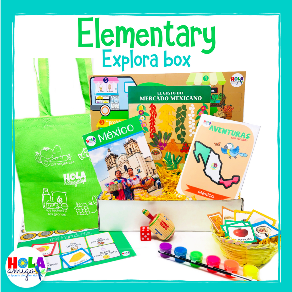 GIFT Subscription: Explora Elementary Box