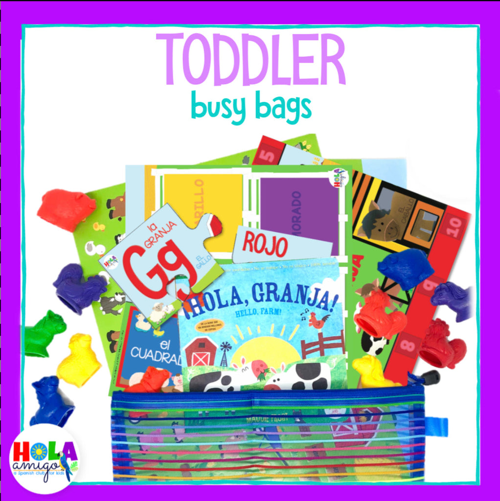 GIFT Subscription: Toddler Busy Box