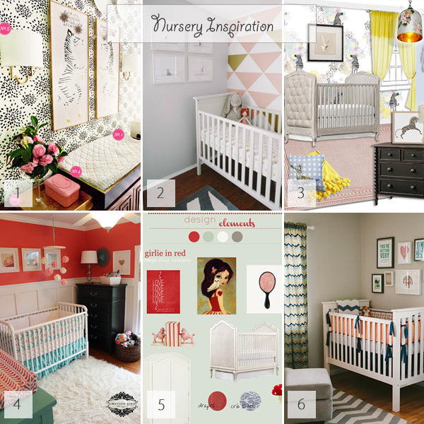 best nursery design blogs