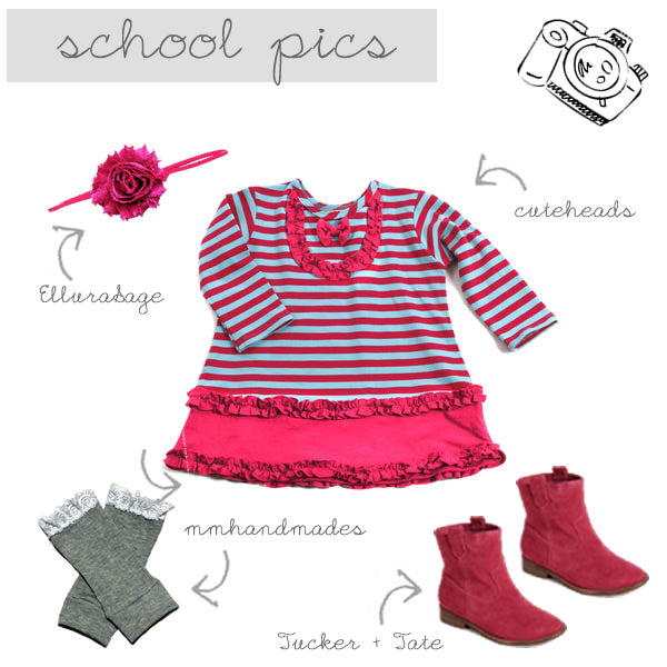 school picture outfit ideas
