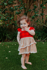 Little girls Moana dress