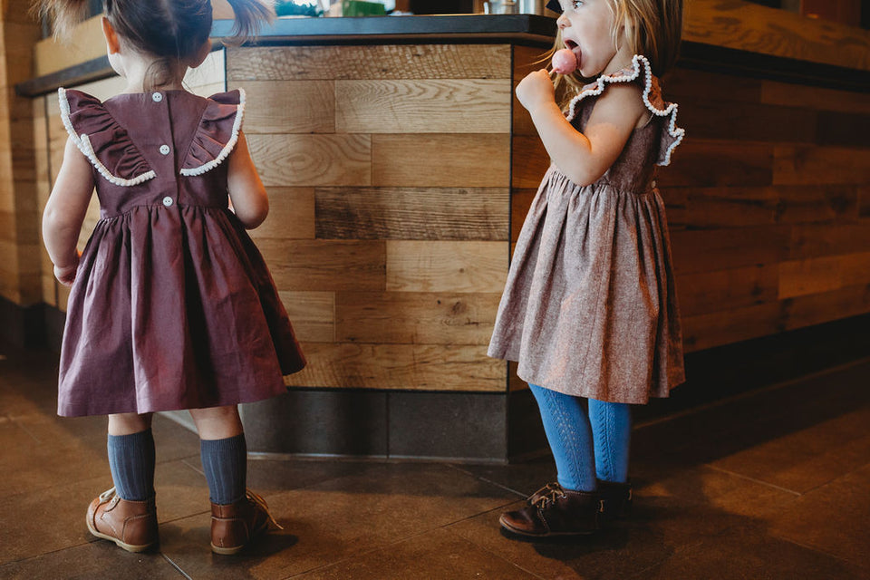 vintage inspired dresses little girls