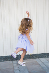 lavender boho dress girls