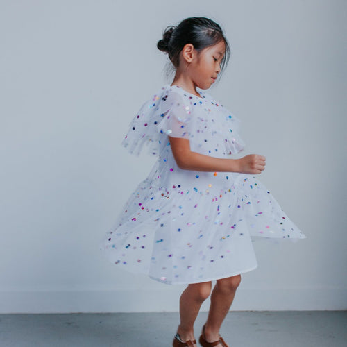 Arabella Confetti Party Dress