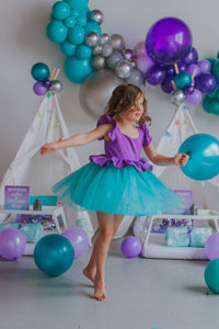 little mermaid party inspiration