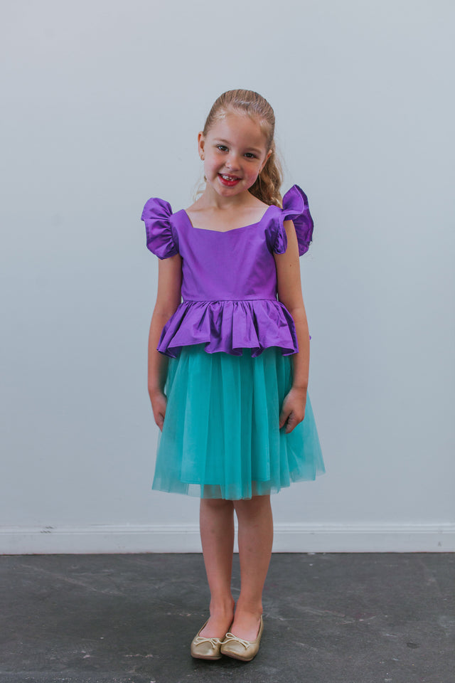 ariel little mermaid dress
