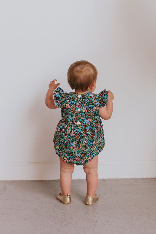little girls rifle paper co romper