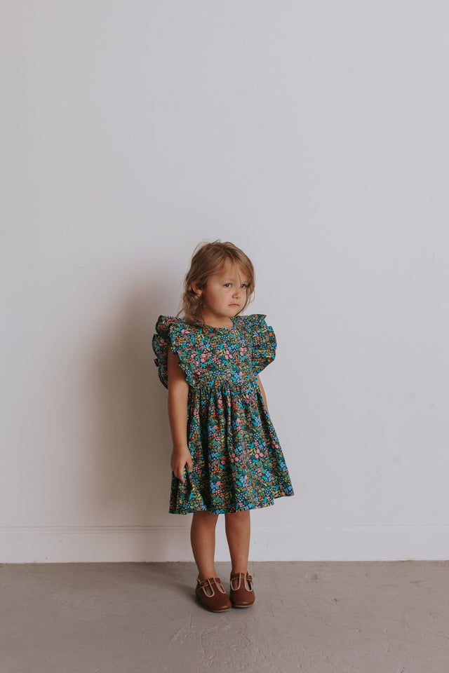 little girls rifle paper co dress