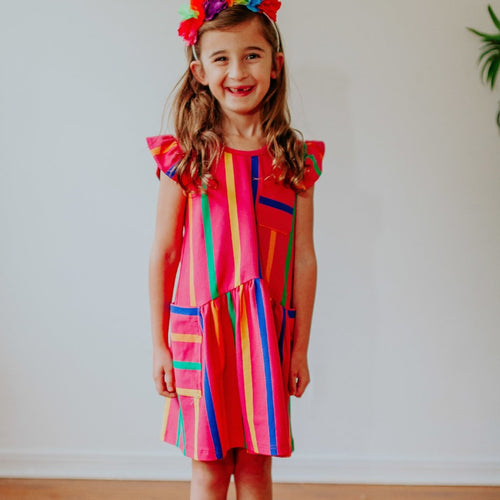 kids fiesta dress