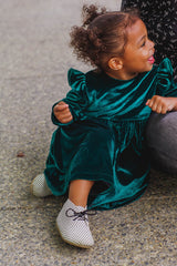 velvet dresses for kids
