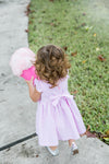 pink dress toddler