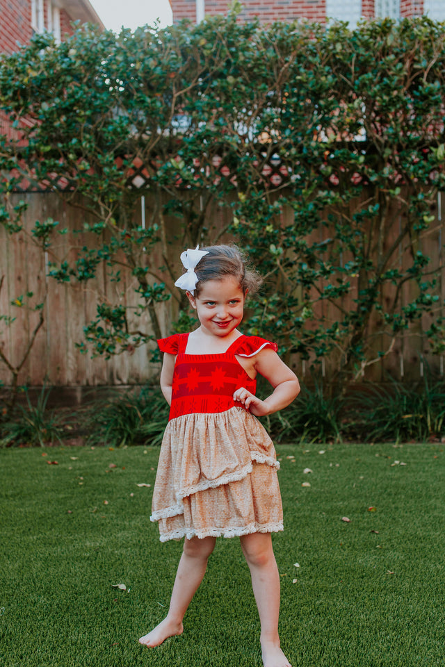 Girls Moana dress