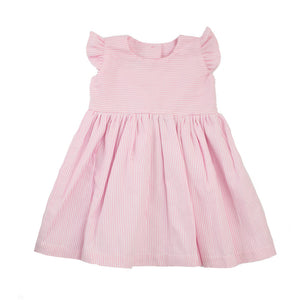 pink christmas dress toddler