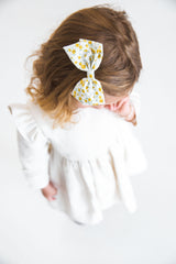 kids white dress