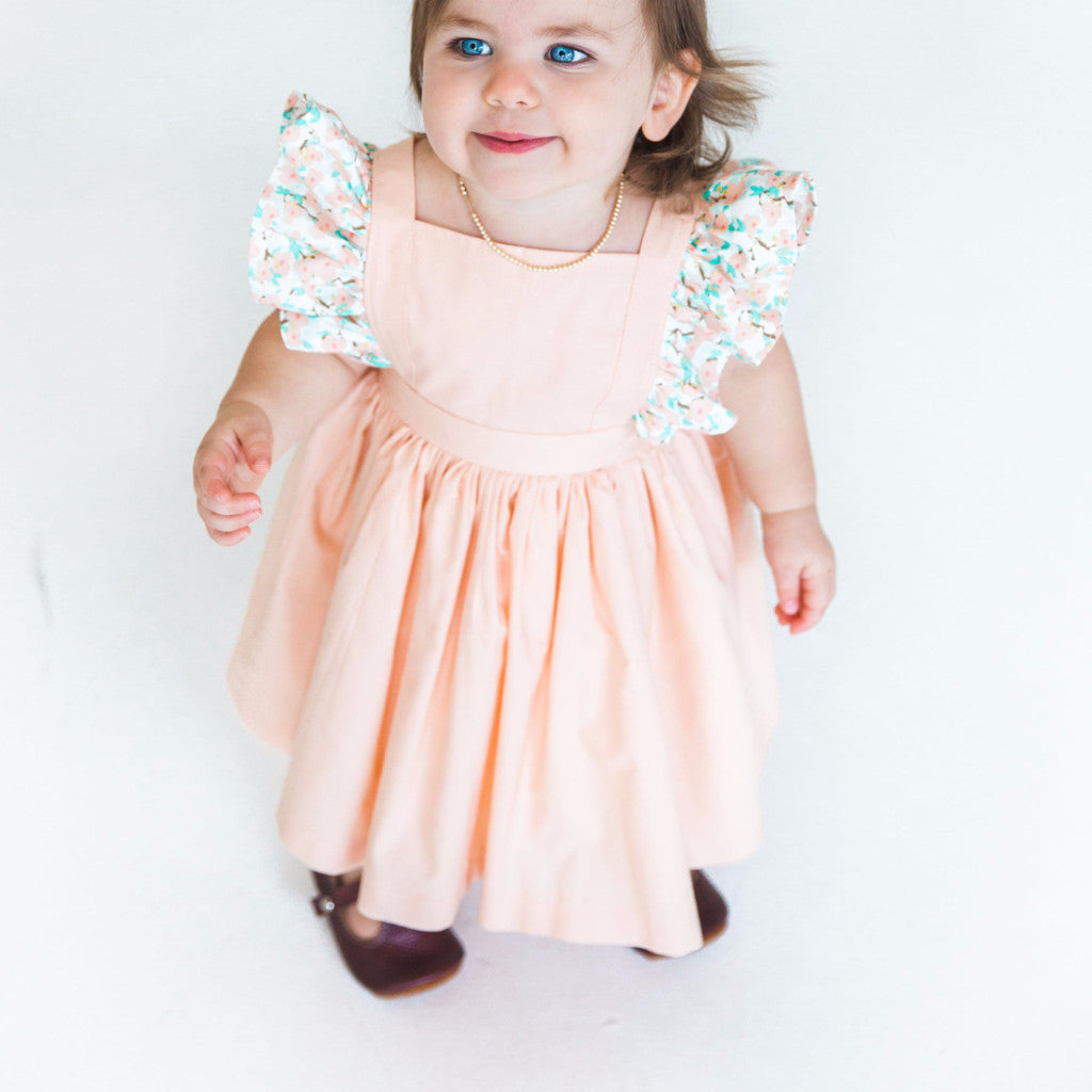 Pixie Pinafore Dress