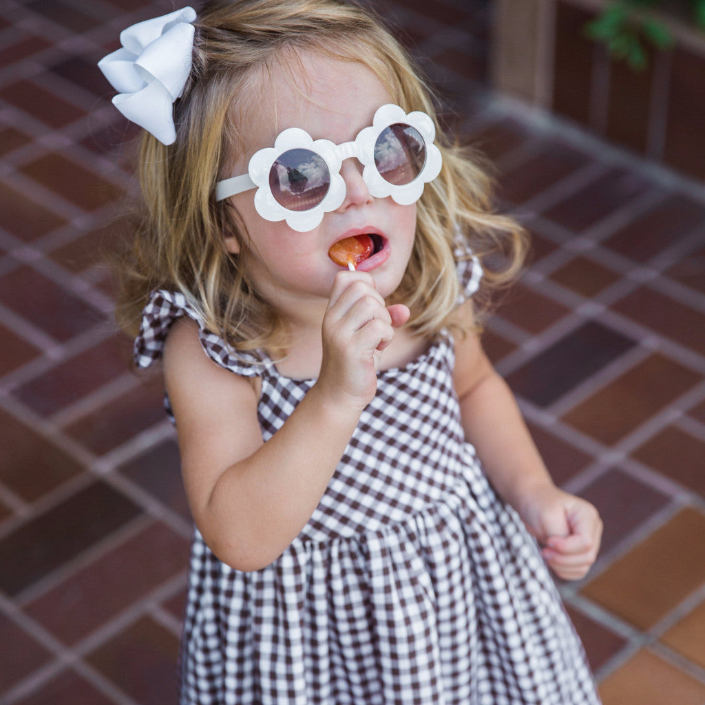 gingham dress toddler
