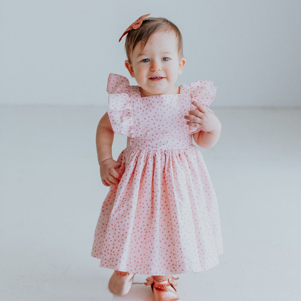 Eloise Pinafore Dress