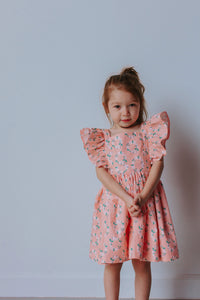 little girls boho dress