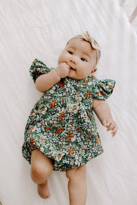 rifle paper bubble romper