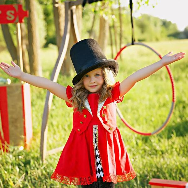 Lettie Greatest Showman Costume Party Dress Cuteheads
