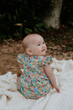 baby girls rifle paper co bubble romper