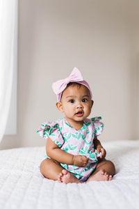 pink floral first birthday outfits