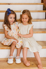simple cotton dresses for kids