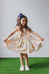 floral dress for toddlers
