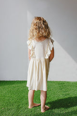 off white dress toddler