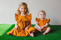 matching daughter outfits