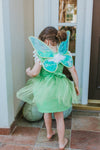 Girls Tinkerbell Halloween costume