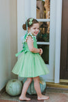 Little girls Tinkerbell Halloween costume