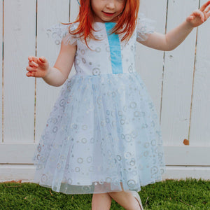 little girls elsa dress