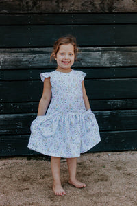 little girls dresses with pockets