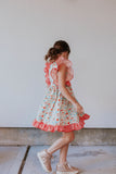 little girl's picnic dress