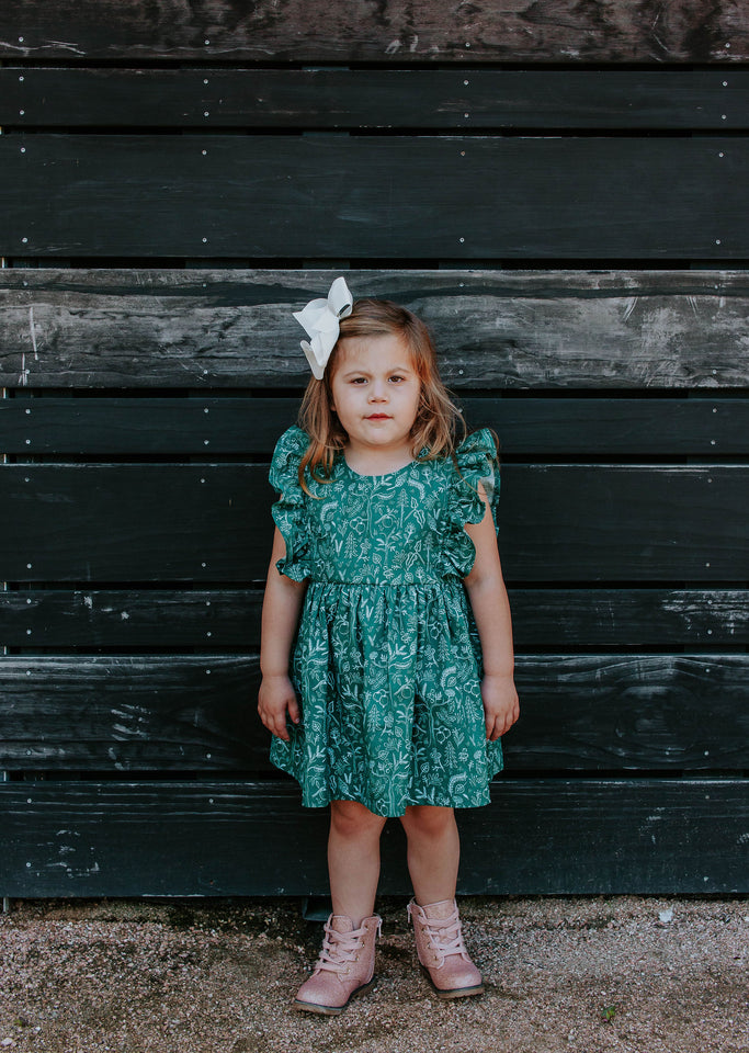 rifle paper dresses for girls