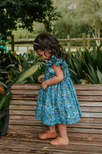 rifle paper co dresses for girls