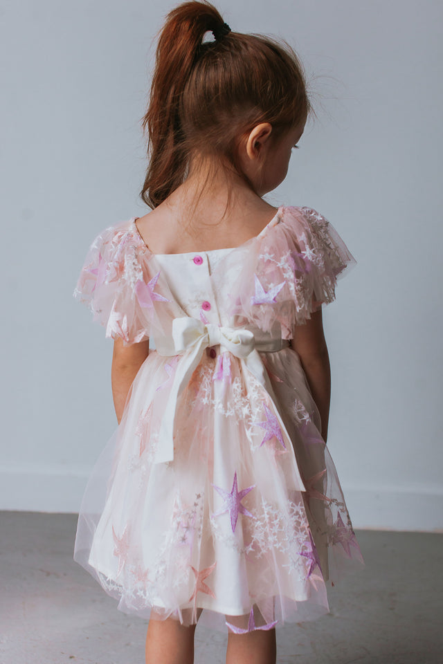 twinkle twinkle little star birthday party dress