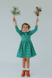 girls special occasion Christmas dress