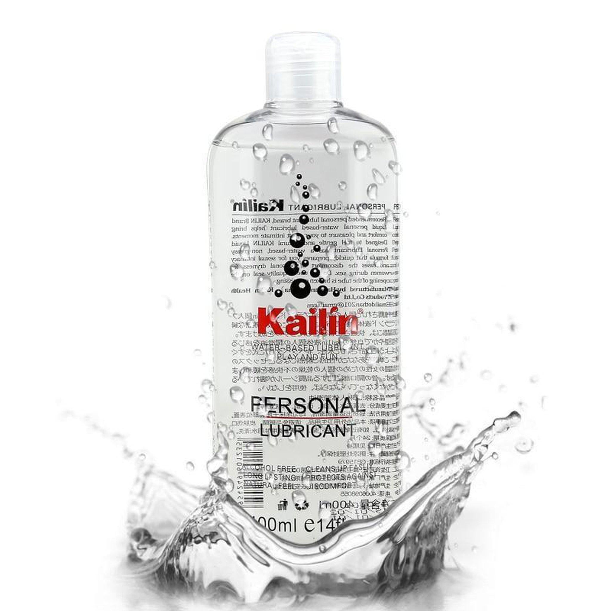 Kailin Silky Lubricant - 200/400ml-Good Girl xox-400ML-buy-bdsm-bondage-gear-tools-toys-online-good-girl-xox