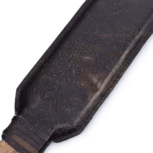Riveted Leather Spanking Paddle-Good Girl xox-Riveted-buy-bdsm-bondage-gear-tools-toys-online-good-girl-xox