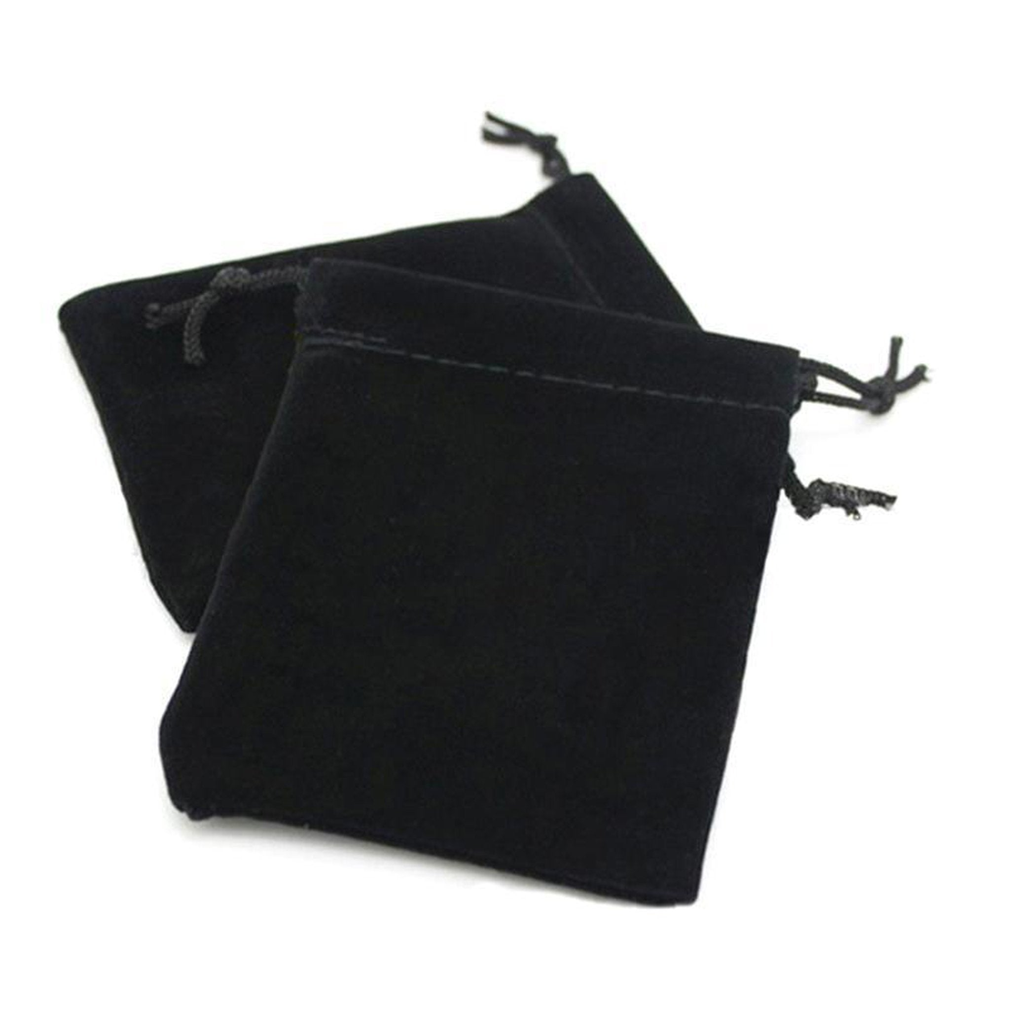 Velvet Drawstring Bag-Good Girl xox-Black-buy-bdsm-bondage-gear-tools-toys-online-good-girl-xox